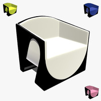 free 3ds model chair1v chair