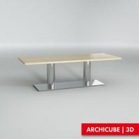 Table Fendi, Casa bernini royce tavolo