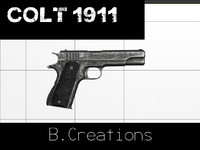 maya colt 1911