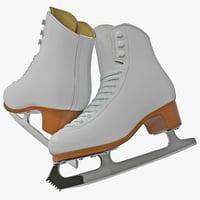 3d figure skate