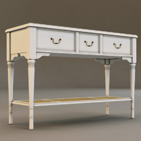 Laura Ashley console