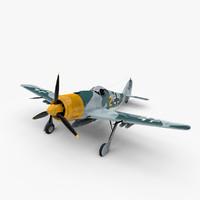 maya focke-wulf 190