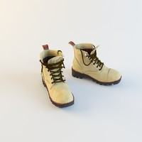 3d boots parts modding