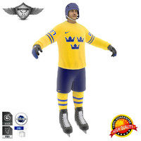 maya ice hockey player sweden