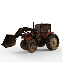 3ds max tractor games