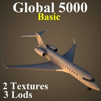max bombardier global basic