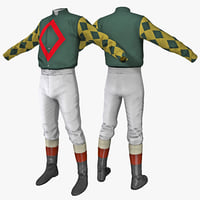 Jockey Clothes 2