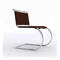 cantilever chair 3d model