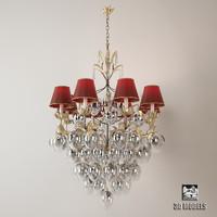 chandelier pataviumart ch1880-08nl 3d model