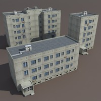Residential Buildings Pack