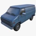 G Van 3D models