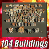 104 Buildings Collection