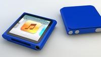 3d ipod nano model