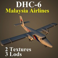 3d havilland mas