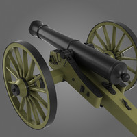 max field cannon 12
