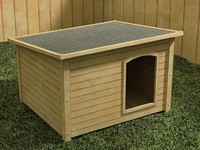 dog kennel max