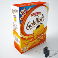 3ds goldfish crackers