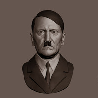 3d 3ds adolf hitler