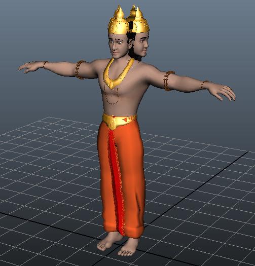 Lord Brahma(1)