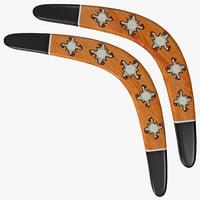 Toy Boomerang
