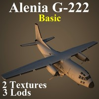3ds max alenia basic