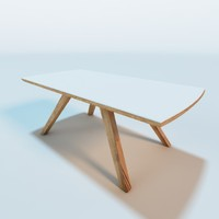 maya lily dining table