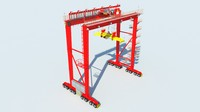 3ds max rmg transportation containers