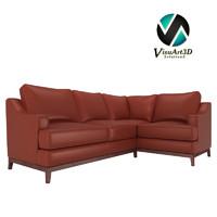 3ds sofa materials