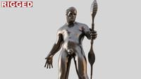 Apollon statue