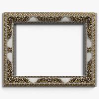 3d max frame designed