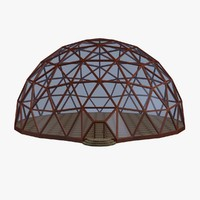 AR Geodesic Dome 2