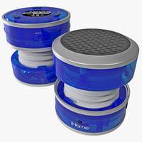 mini speaker ihome 3d lwo