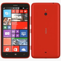 nokia lumia 1320 red dxf