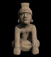 maya olmeca replica