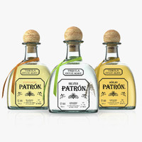 Patron Tequila Collection