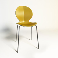 3d chair basil model