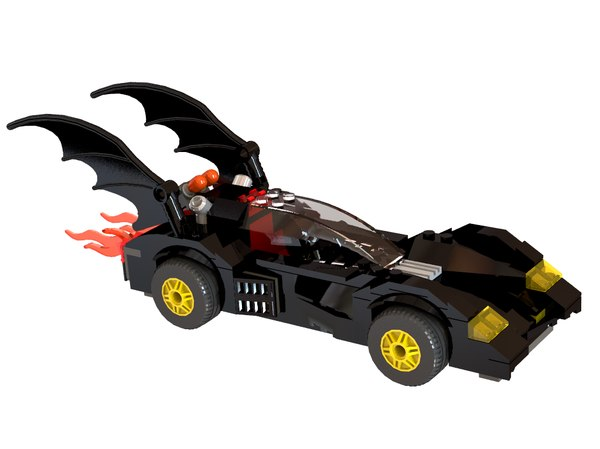 lego batman 3 batmobile - photo #43