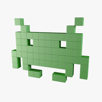space invader 01 3ds