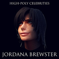 3d model hd jordana brewster