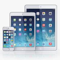 apple electronics 2013 3d lwo