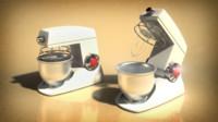 3d mixer wodschow