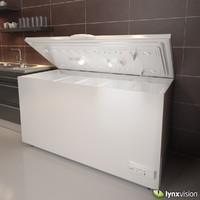 max chest freezer electrolux
