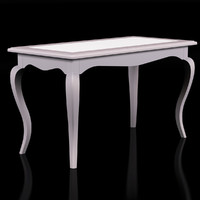 3d model desk sophia
