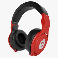 Headphones Monster Beats Pro 02