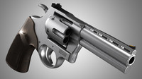 3ds smith wesson revolver
