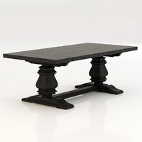 Restoration Hardware Salvaged Tables