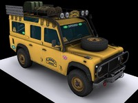 3ds max camel trophy defender