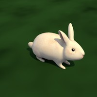 obj rabbit