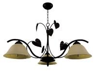 lamp leaf 3ds