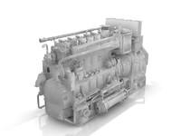 max motor generator gdg90